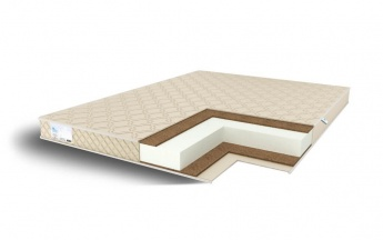 Купить матрас Comfort Line Double Cocos Eco Roll +  (130х200)